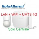 Centrale allarme wireless 4G AXIOM di Hikvision DS-PWA32-HSR